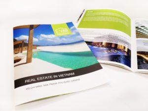 Печать фирменных журналов для VINEstate